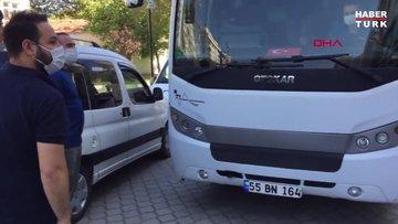 Samsun'da, kadınların bıçaklı kavgasında 2 kişi yaralandı