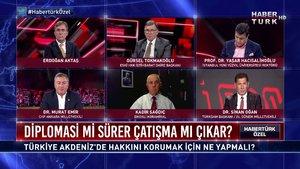 Habertürk Özel - 31 Ağustos 2020 (Yunanistan savaş mı istiyor, Türkiye Mavi Vatan için ne yapmalı?)