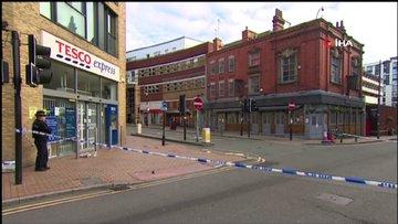 İngiltere'de bıçaklı saldırı paniği