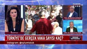 Burası Haftasonu - 5 Eylül 2020 (Türkiye'de gerçek vaka sayısı kaç, salgında yeni tedbirler alınmalı mı?)