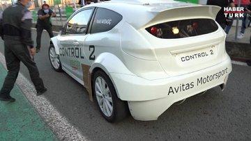 Elektrikli araç yarışları İstanbul Park'a taşındı