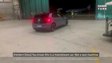 Musk'tan Volkswagen'e sürpriz ziyaret