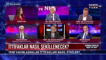 Açık ve Net - 7 Eylül 2020 (Doğu Akdeniz'de kim dost, kim düşman?)