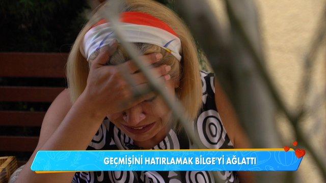 Bilge Hanım Almanya konusu açılınca gözyaşlarına boğuldu!