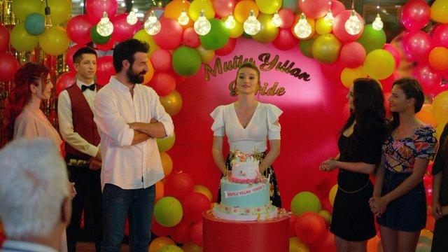 Feride'nin doğum günü partisi