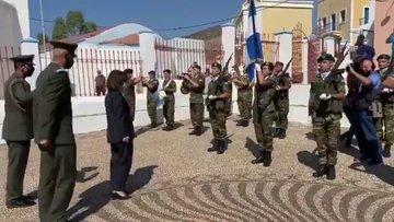 Yunanistan Cumhurbaşkanı'ndan Meis'e ziyaret