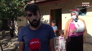 Van'da eve giren maskeli soyguncular, anne ve 2 çocuğuna dehşeti yaşattı