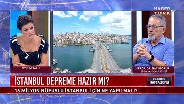 Burası Haftasonu - 12 Eylül 2020 (16 milyon nüfuslu İstanbul depreme hazır mı?)