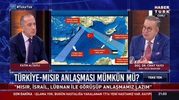 """Cihat Yaycı'dan flaş Doğu Akdeniz açıklaması: """"Türkiye'nin 572 yıllık ihtiyacını karşılar"""" (1)"""
