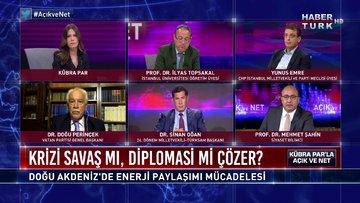 Açık ve Net - 14 Eylül 2020 (Doğu Akdeniz krizini savaş mı, diplomasi mi çözer?)
