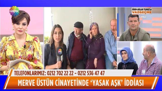 Merve Üstün ''Yasak Aşk'' yüzünden mi öldürüldü?