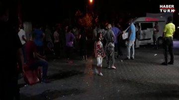 İzmir'de iki grup arasında silahlı kavga: 1 ölü, 2'si ağır 3 yaralı