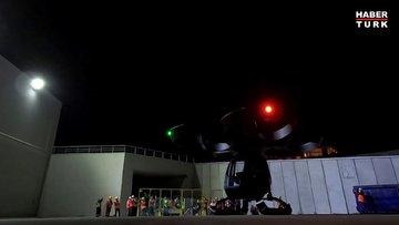 Türkiye'nin ilk uçan arabası Cezeri havalandı