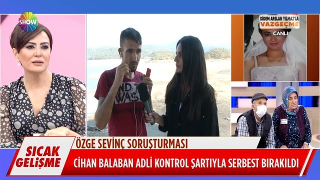 Serbest bırakılan Özge Sevinç'in eski eşi Cihan Balaban ifadesini anlattı!