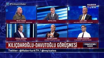 Türkiye'nin Nabzı - 15 Eylül 2020 (Kılıçdaroğlu-Davutoğlu görüşmesi gelecek için ne söylüyor?)