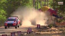 WRC'nin 5. ayağı Türkiye Rallisi'nde heyecan başladı