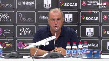 Fatih Terim: İyi ki hayatımda Galatasaray var