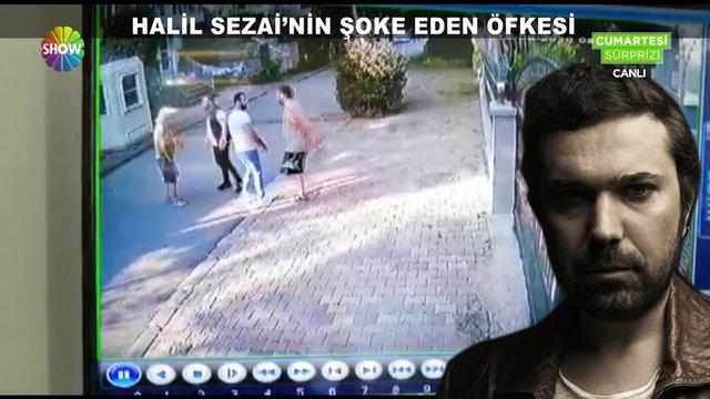 Halil Sezai'nin dövdüğü adam konuştu!
