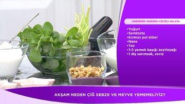 Cevizli Salata