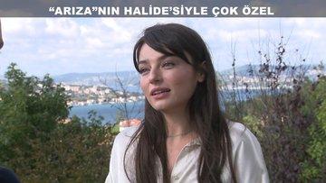 Arıza'nın Halide'si ve Haşmet Gürkan'ıyla çok özel!