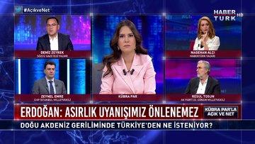 Açık ve Net - 20 Eylül 2020 (Doğu Akdeniz geriliminde Türkiye'den ne isteniyor?)