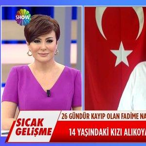 26 gündür kayıp olan Fadime Nazlı Yüce bulundu!
