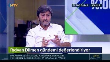 Rıdvan Dilmen iddialara cevap verdi