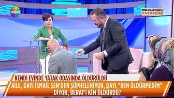 Savcılığın kanaatine göre 5 yaşındaki Berat'ın katili dayısı İsmail Şen!