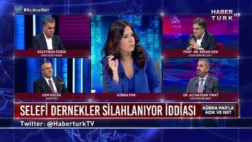 Açık ve Net - 22 Eylül 2020 (Cübbeli Ahmet'in selefi dernekler silahlanıyor iddiasının perde arkası)