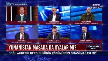 Türkiye'nin Nabzı - 23 Eylül 2020 (Doğu Akdeniz için çözüm diplomasi masasında mı?)