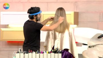 Rana, rakipleri Tayfun'un kendi saçını kesmesini istedi!