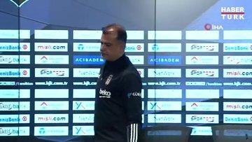 Murat Şahin: Beklemediğimiz bir mağlubiyet aldık