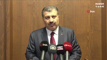 Son dakika haberi! Sağlık Bakanı Koca: Vaka artış hızımız kontrol altında