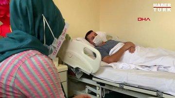 ÇAPA'da darp edilen sağlık çalışanı: Şu an sol gözüm görmüyor