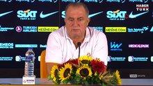 Fatih Terim: Kazanmayı çok arzu ettik ama olmadı
