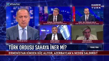 Teke Tek - 28 Eylül 2020 (Ermenistan kimden güç alıyor, Azerbaycan'a neden saldırdı?)