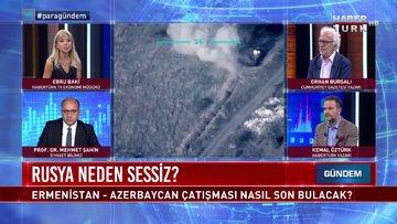 Para Gündem - 29 Eylül 2020 (Ermenistan-Azerbaycan çatışması nasıl son bulacak?)