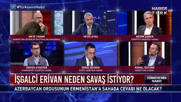 Türkiye'nin Nabzı - 30 Eylül 2020 (Azerbaycan ordusunun Ermenistan'a sahada cevabı ne olacak?)