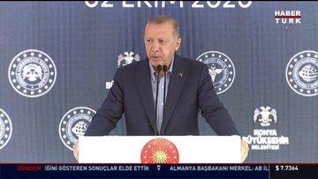 Cumhurbaşkanı Erdoğan: Kazın ayağının öyle olmadığını gördüler