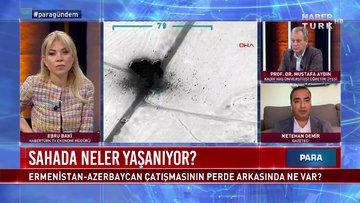 Para Gündem - 1 Ekim 2020 (Ermenistan-Azerbaycan çatışmasının perde arkasında ne var?)