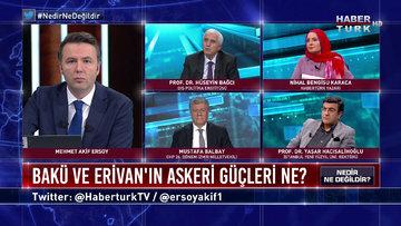 Nedir Ne Değildir - 1 Ekim 2020 (Azerbaycan ve Ermenistan'ın askeri güçleri ne?)