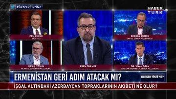 Gerçek Fikri Ne - 2 Ekim 2020 (Ermenistan geri adım atacak mı?)