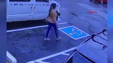ABD'de işe alınan genç kadının sevinç dansı viral oldu