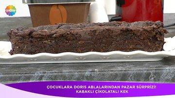 Kabaklı Çikolata Kek