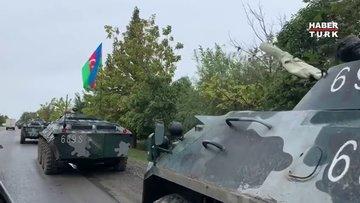Azerbaycan Karabağ hattında çatışma şiddetlendi!
