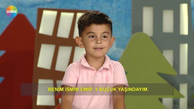 Emir'i tanıyalım!