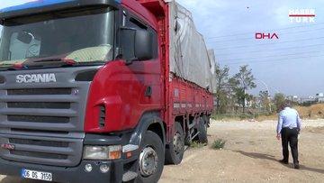 Freni boşalan kamyonu 2 kilometre geri gittikten sonra durduran sürücü: Şükür kimseye zarar vermedim