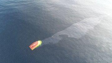 Son dakika! Samatya açıklarında balıkçı teknesi alabora oldu: 2 ölü