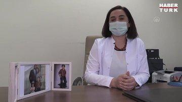 Hastalığı yenen doktor yaşadıklarını ağlayarak anlattı