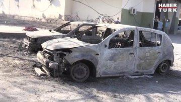 Hatay'daki yangından etkilenen vatandalar yaşadıklarını anlattı
